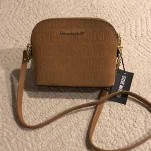 Steve Madden Saddle women's handbag